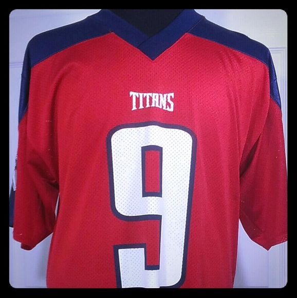 the best attitude 99694 a73a1 Steve (Air McNair) replica Jersey.